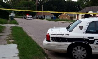 Shortly before 6 p.m. Thursday, a man was shot in the 1200 block of Spruce Street, police said.