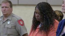 IMAGES: Woman charged in fatal stabbing at Chapel Hill apartment