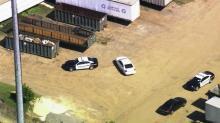 IMAGES: Man, 50, killed in accident at Sanford metal shop