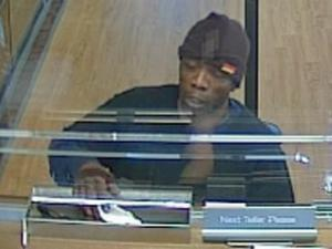 Durham police are asking for the public's help to identify a man who attempted to rob the BB&T on Hillandale Road Friday afternoon.