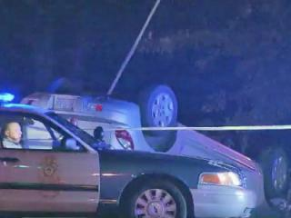 Police investigating a crash near the intersection of Martin Luther King Boulevard and Poole Road in Raleigh discovered a body in the vicinity that may or may not be related.