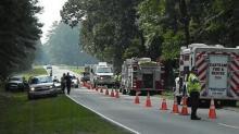 IMAGE: Moore County man dies in crash