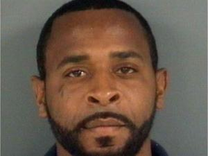 Anthony Solomon Porter, 36, is wanted by Fayetteville police on two counts of robbery with a dangerous weapons. He is believed to be an associated of Kelly Eugene Elliott, who is charged with murder in the Sunday shooting death of 27-year-old Errol Williams.