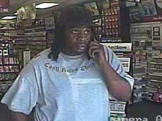 Raleigh police are asking for the public's help to identify and find this man, who is accused of robbing a GameStop store on Monday, Sept. 9, 2013.