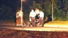 IMAGES: One bicyclist killed, one injured in Chapel Hill hit-and-run
