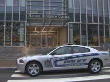 Break-in reported at NC natural sciences museum
