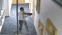 IMAGES: Suspect wanted in break-in at NC Museum of Natural Sciences