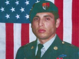 Sgt. 1st Class Sean W. Wells