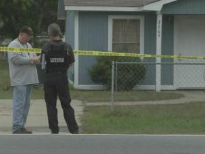 A 2-year-old girl died Saturday afternoon after she found a loaded handgun and accidentally shot herself inside her Fayetteville home.