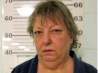 Charlyn Logan was charged Wednesday with first-degree murder and placed in the Franklin County jail.