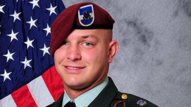 Army Spc. Donnie W. Batton