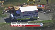 IMAGE: Apex gas leak forces evacuation of day care