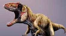 IMAGES: New dinosaur species discovered by NCSU scientist, colleague