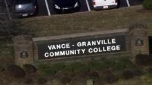 IMAGE: Vance-Granville Community College conducting review after lockdown