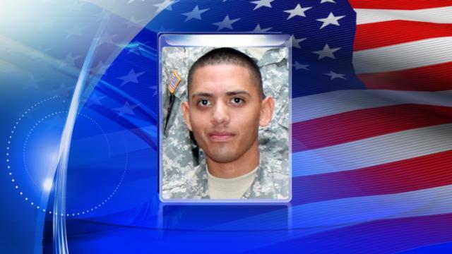 Army Staff Sgt. Hector G. Serrato