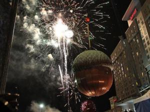 Celebrating First Night Raleigh 2013
