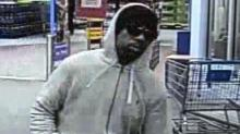 IMAGES: Man sought in Wake Forest Walmart robbery