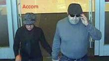 IMAGES: Thieves charge $13,000 on credit cards stolen in Apex