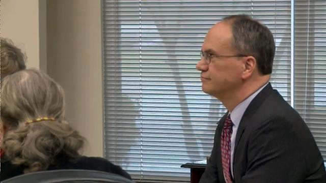 Steve Beam, Raleigh Housing Authority director