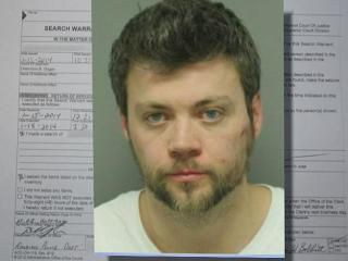 A 27-year-old man accused of threatening Raleigh Mayor Nancy McFarlane posted a death threat to her political website, according to search warrants.