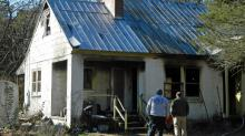 IMAGES: One dead in Moore County house fire