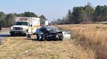 Sampson County wreck
