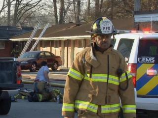 Fayetteville fire investigators aren't sure yet what caused a fire at a local Travel Inn on Eastern Boulevard Saturday afternoon.