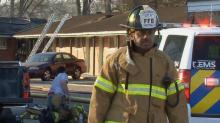 IMAGE: Fayetteville motel fire displaces 41 guests
