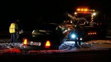 Weather shuts down I-95 near Fayetteville