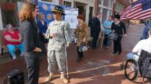 IMAGES: Forest, Fayetteville join effort to house vets