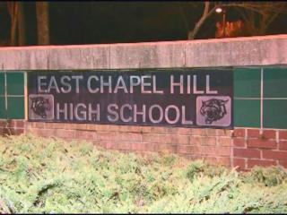 An East Chapel Hill High School student died from meningococcal disease Wednesday.