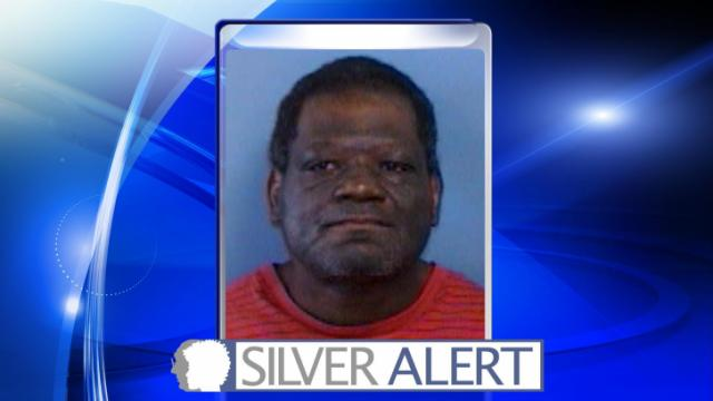 A silver alert has been issued for Phillip Claradiese Herndon of Roxboro.
