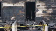 IMAGES: Man dies in Wilson County house fire