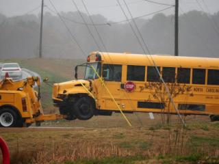 Students, drivers injured in school bus wreck near Johnston County ...