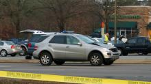 IMAGES: Pedestrian killed in wreck on Capital Boulevard in Raleigh