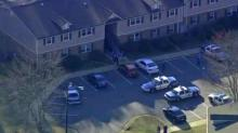 Drowning reported at the Raleigh Glenn Apartments on Saint Giles Street on March 20, 2014