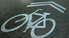 IMAGE: Dixie Trail bike lane plan on hold