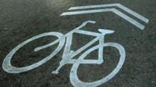 IMAGE: Dixie Trail bike lane plan on hold