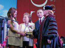 Saunders-White installed as NCCU's 11th chancellor