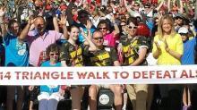 IMAGES: Walk raises $280,000 for ALS patients, research