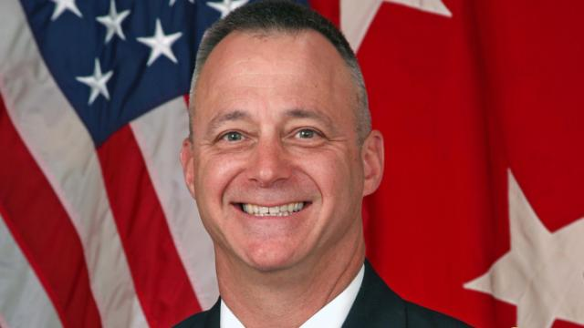 Maj. Gen. Kendall P. Cox