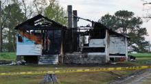 IMAGES: Elderly couple killed in Granville County house fire