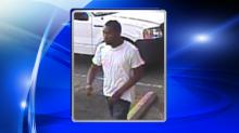 IMAGES: Two sought in shooting at Fayetteville tobacco shop