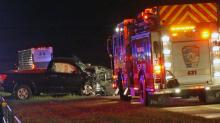 IMAGES: Wrong-way driver causes wreck on I-40 in Orange County