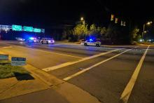 Durham police were investigating a crash early Friday involving one of their own. The wreck happened at about 2:45 a.m. when the police cruiser and a Chevrolet Camaro crashed on Fayetteville Street near N.C. Highway 54.