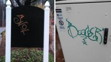 Cary graffiti