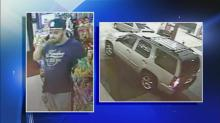 Person of interest, vehicle wanted in homicide