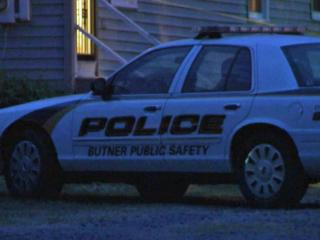 A woman was arrested and a man shot to death Monday night in Butner.