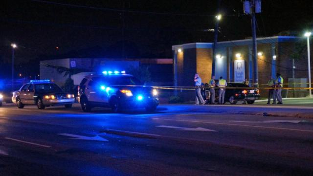 A pedestrian was seriously injured early Wednesday after being hit by a car near the intersection of Western Boulevard and Kent Road, Raleigh police said.