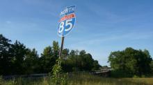 I-85 crash